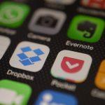 """子どものスマホで簡単にカメラの写真が共有できるようにしてみた「Dropbox」 / Sharing Picture Files of Smartphone Using """"Dropbox""""."""