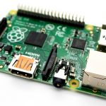 Raspberry pi2のセットアップ / Setups of Raspberry pi2